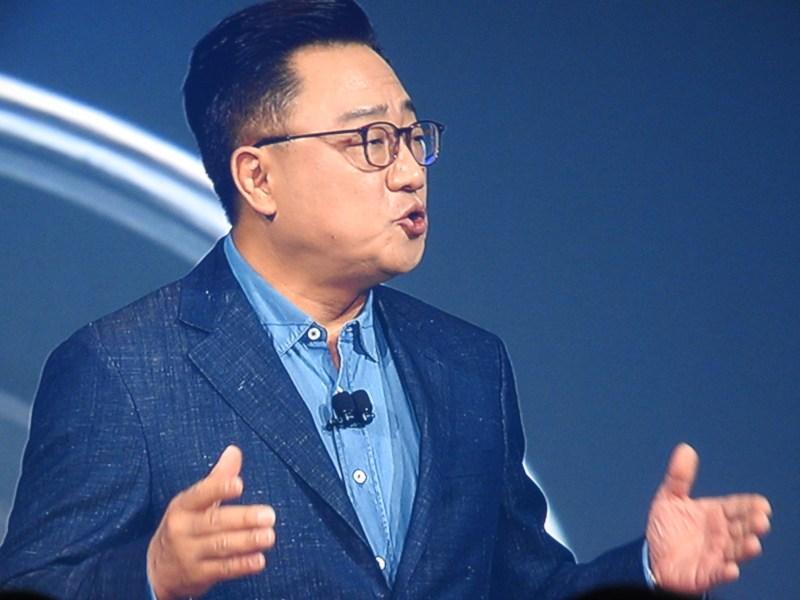 DJ Koh of Samsung