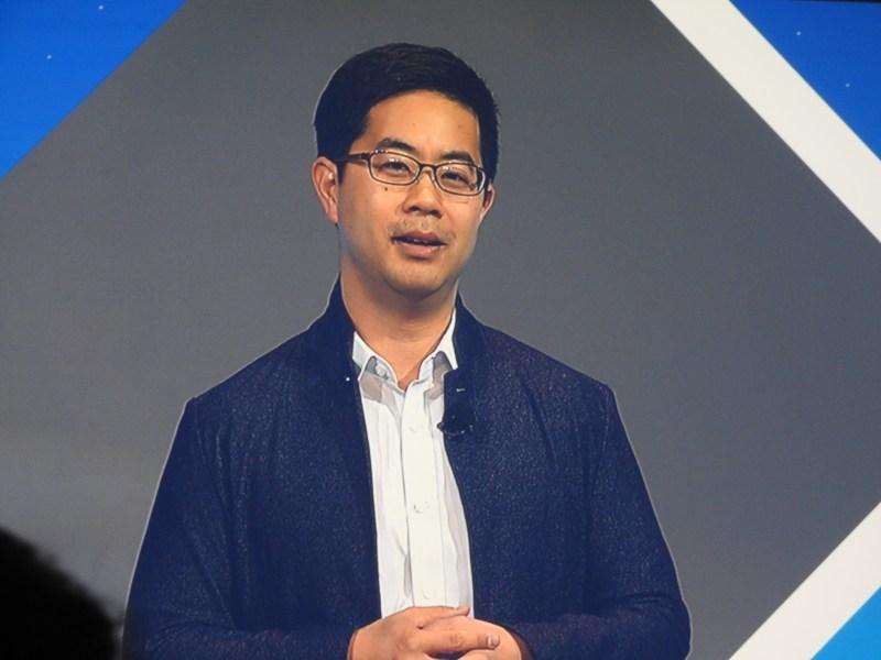 Ricky Choi of Samsung Health at SDC