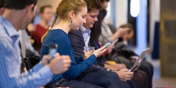 Most mobile apps are stagnant, and that's a huge problem (event)