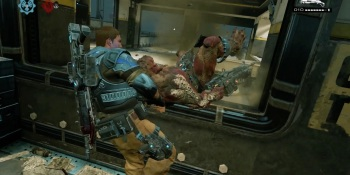 Gears of War 4 chain-saws through Uncharted 4's, Overwatch's TV ads