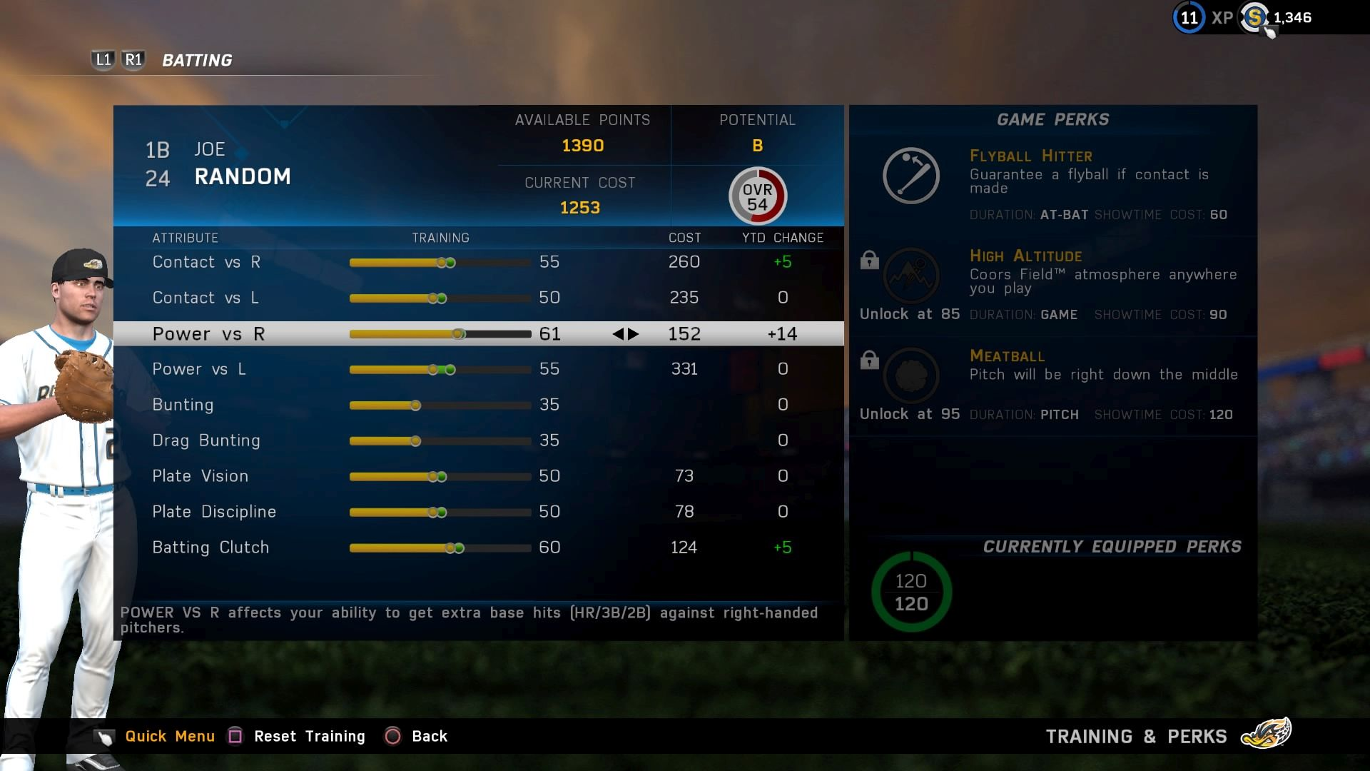 A step-by-step guide to building an all-star player in MLB