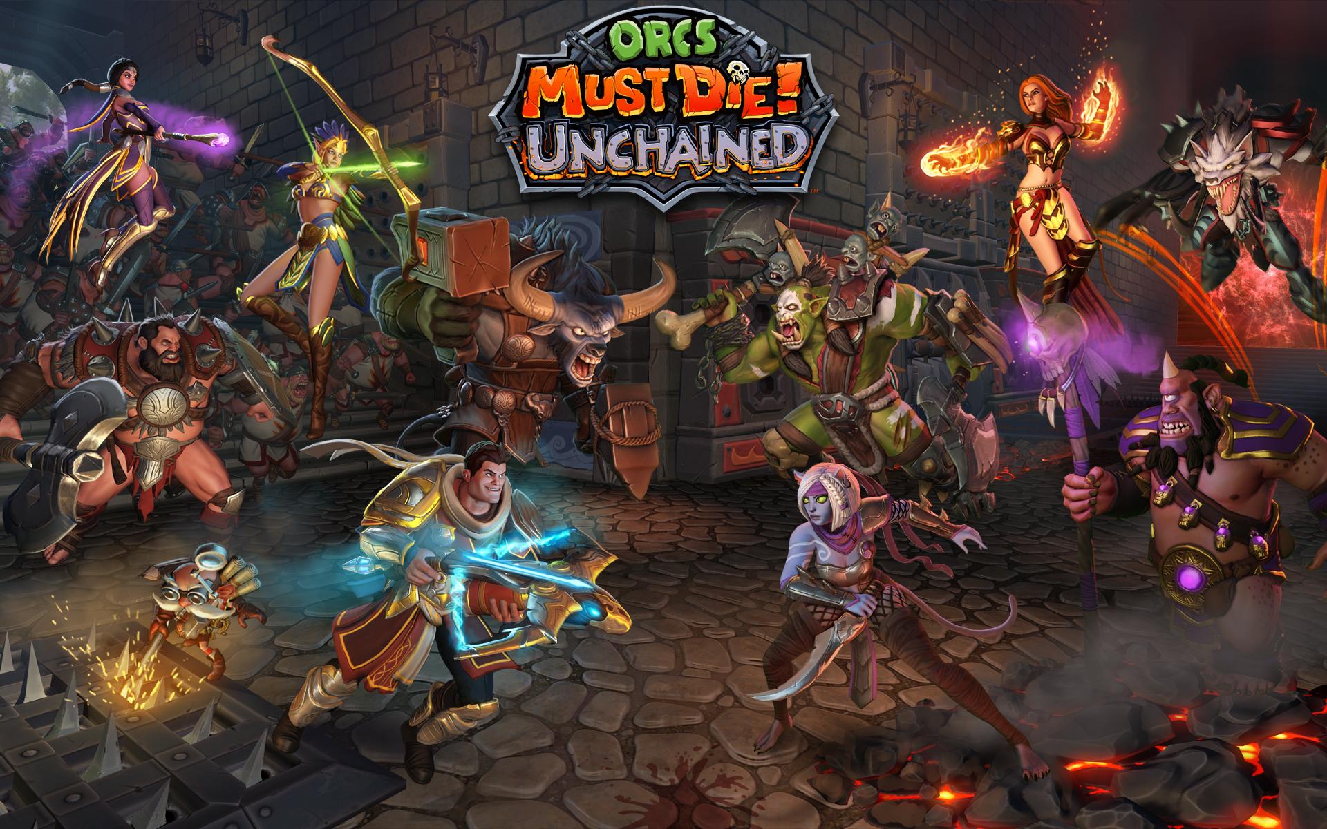 Orcs Must Die Unchained Startet Nicht