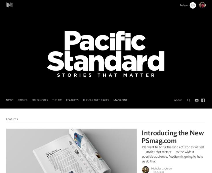 Pacific Standard - Medium