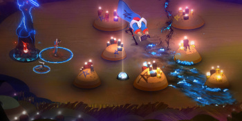 Pyre is the next gorgeous game from Bastion, Transistor developer