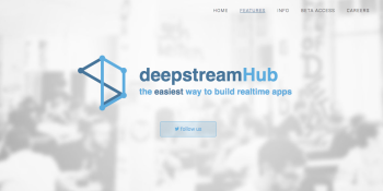DeepstreamHub raises $1 million for real-time app development platform