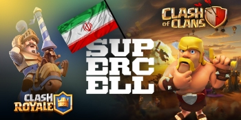 Supercell stakes a beachhead in the mobile gaming clash in Iran (updated)