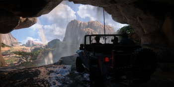 Uncharted 4's Madagascar shows the heavy influence of The Last of Us