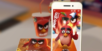 Rovio to distribute a billion Angry Birds augmented reality 'BirdCodes' in huge marketing campaign