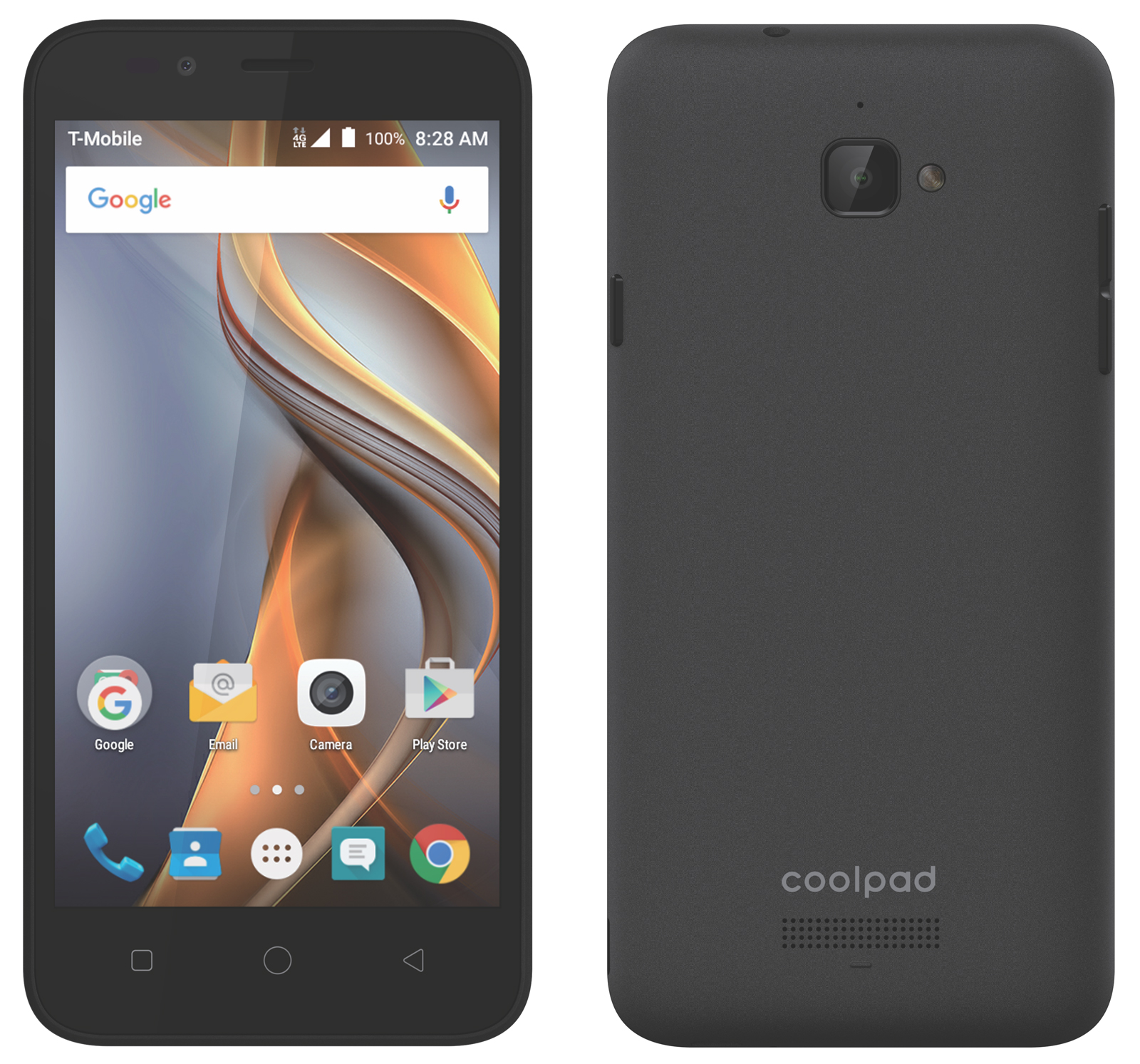 Coolpad Catalyst is one of several phones coming soon to T-Mobile
