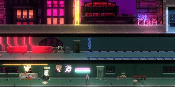 Violent 2D beat-'em-up hopes to get made via Square Enix's Collective platform