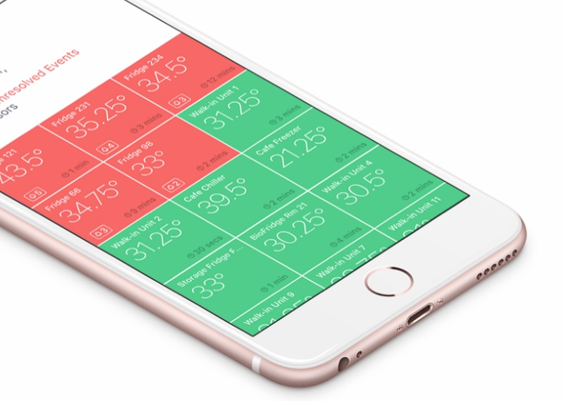 The Helium Pulse app
