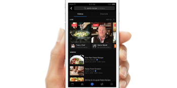 Facebook reportedly creating app to bring videos to the television