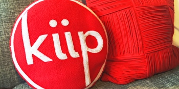 Kiip's Clip-to-Card service lets you save rewards to loyalty cards