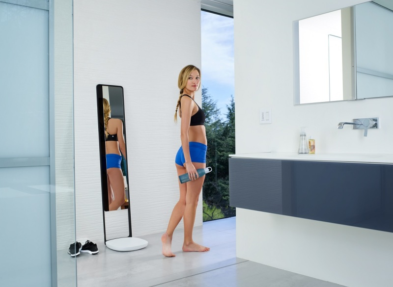 Naked 3D Tracker captures every inch of you.