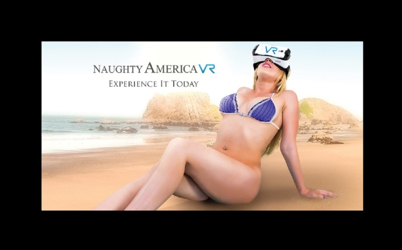 Naughty America has dozens of VR porn videos posted already.