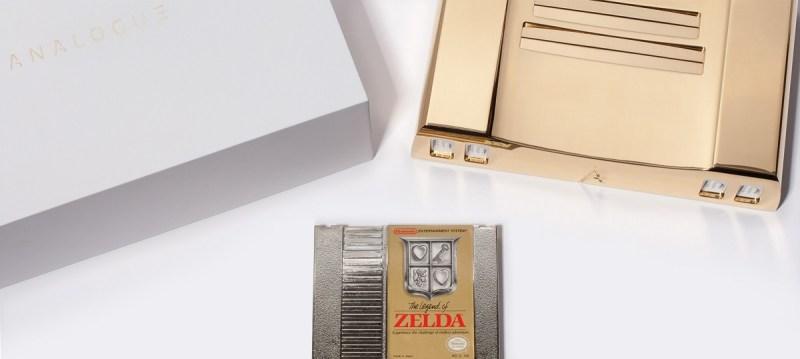 24kt-gold NES