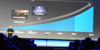 Samsung predicts mobile gaming performance will surpass PS4 by 2020