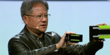 Harvard Business Review ranks Nvidia boss Jen-Hsun Huang as a top 10 best-performing CEO