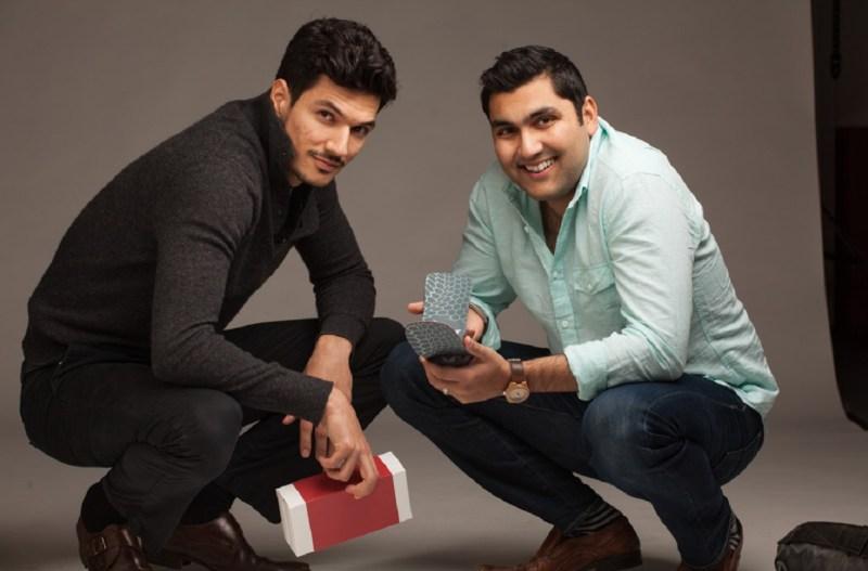 Wiivv cofounders Louis-Victor Jadavji and Shamil Hargovan