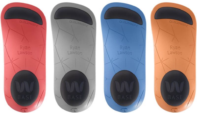 Wiivv lets you make custom inserts for your foot.