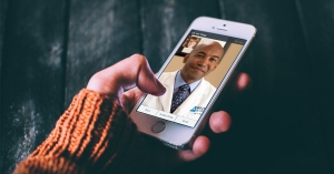 Using Doctor on Demand on a mobile device.