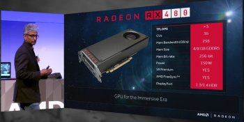 AMD's $200 Radeon RX 480 video card gets gamers 'VR ready'