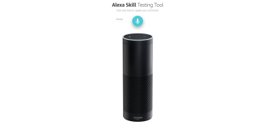 Amazon built an Echo simulator you can use in the browser