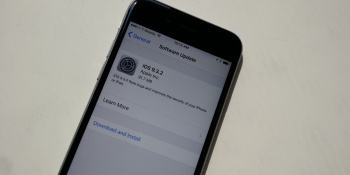 Apple releases iOS 9.3.2, lets you use Night Shift and Low Power Mode at same time