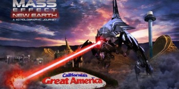 How Mass Effect was transformed into gaming's newest theme park attraction