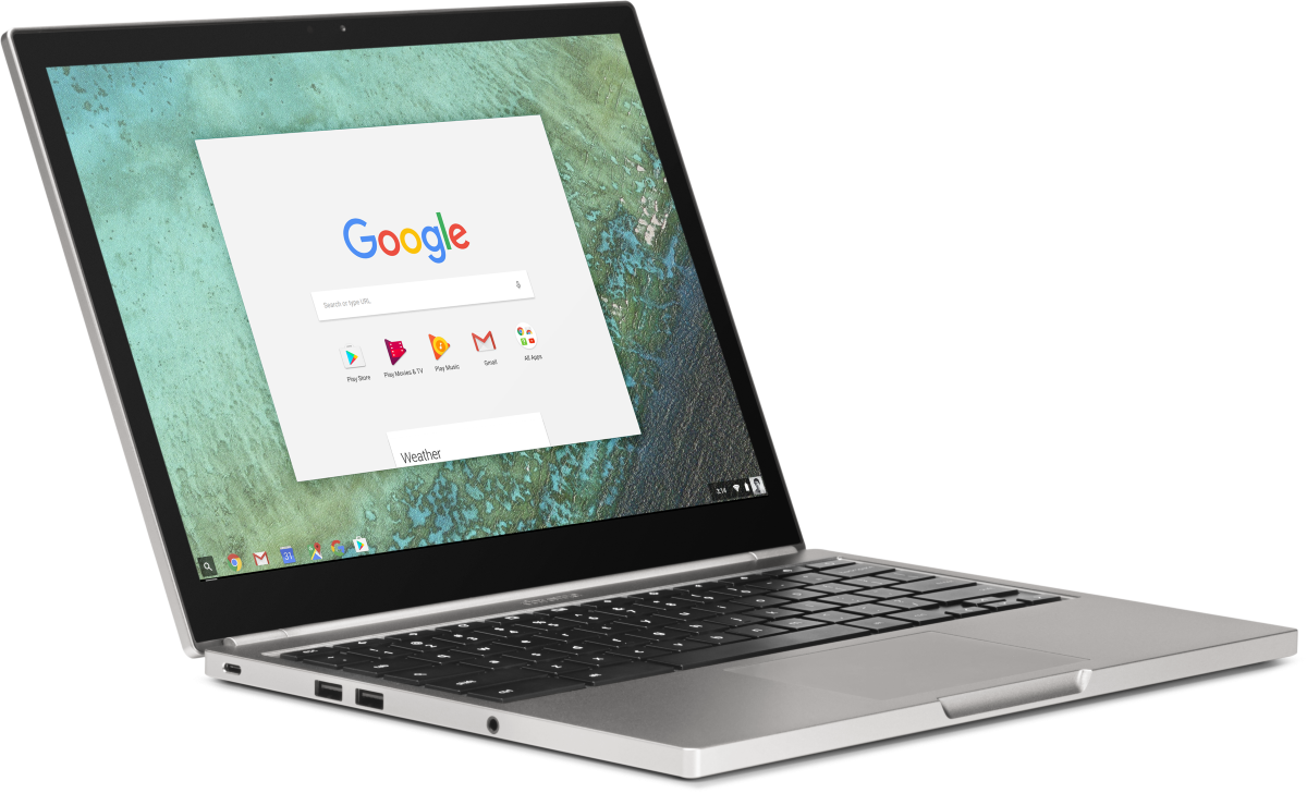Chrome OS will run Android apps in the background