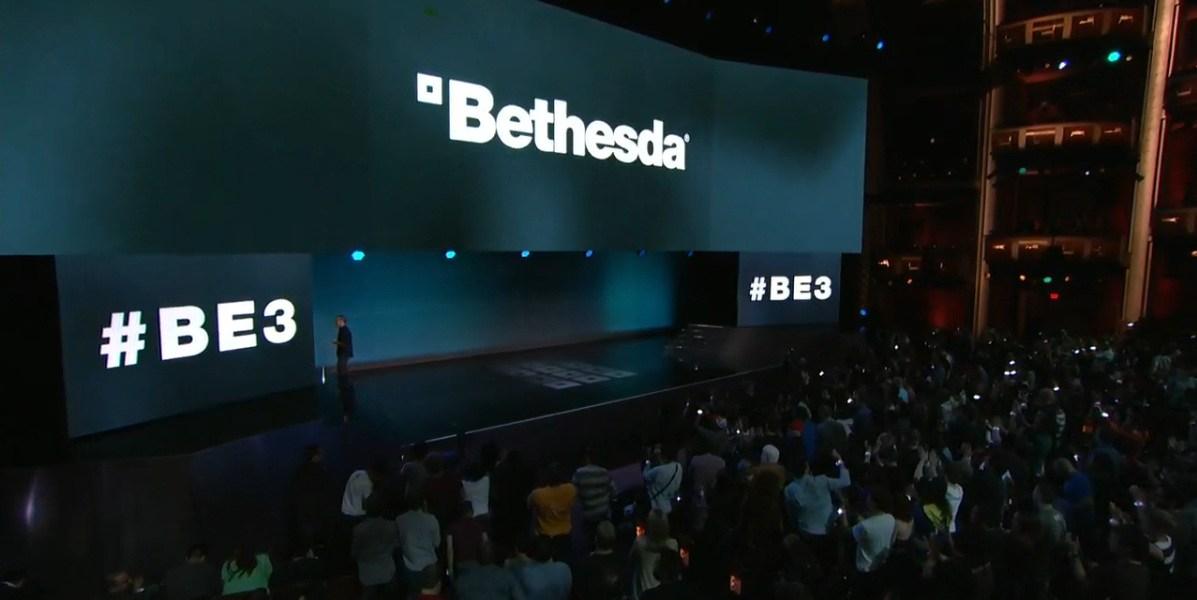 Bethesda E3 event