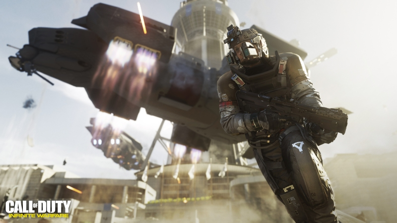 "Call of Duty: Infinite Warfare will have plenty of ""boots on the ground."""