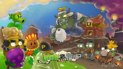 plants vs zombies is a craze in china but ea s not seeing a lot