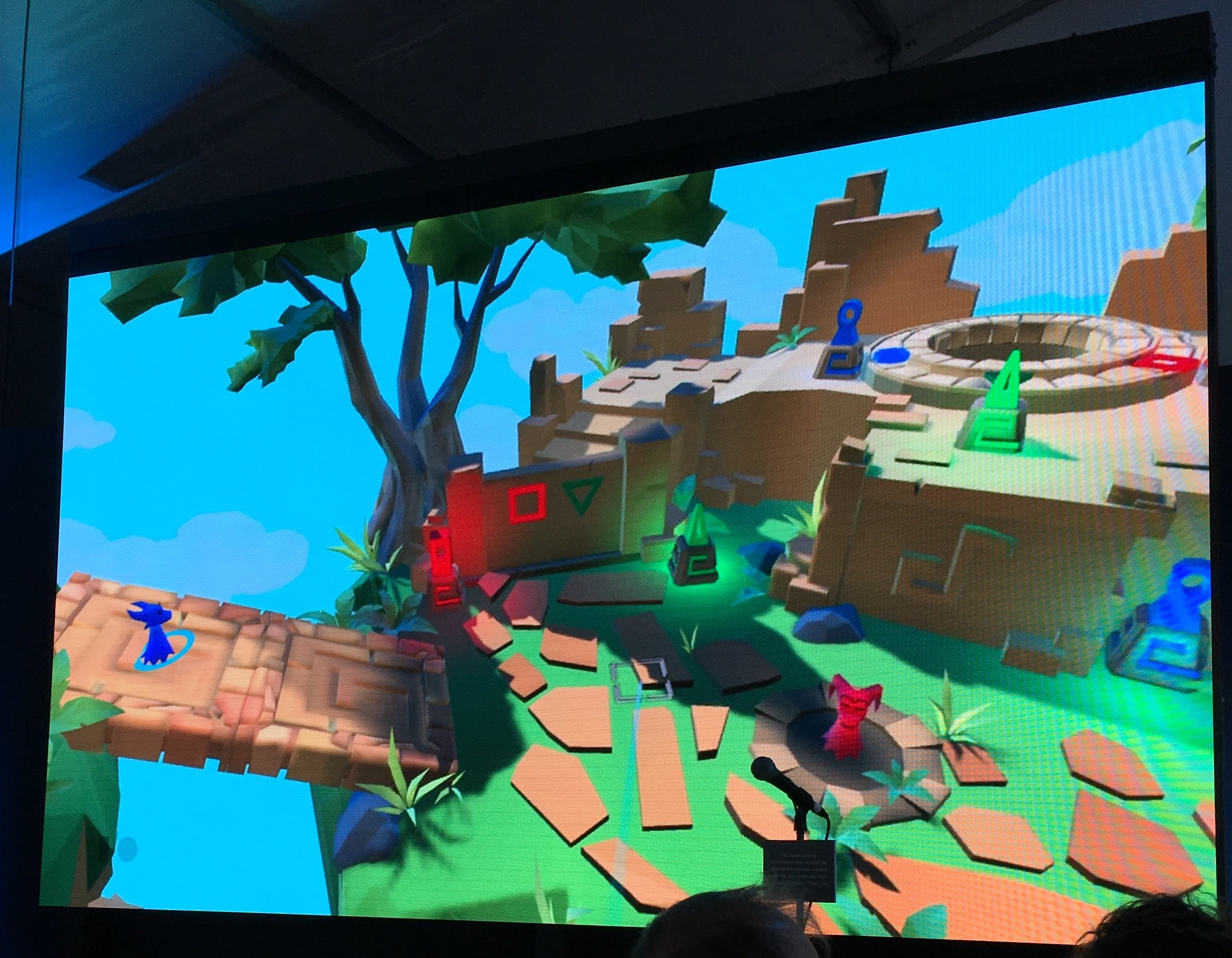 A platformer for Google Daydream developed by Schell Games.