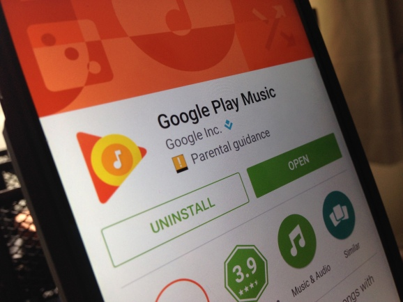 how to add devices to google play music