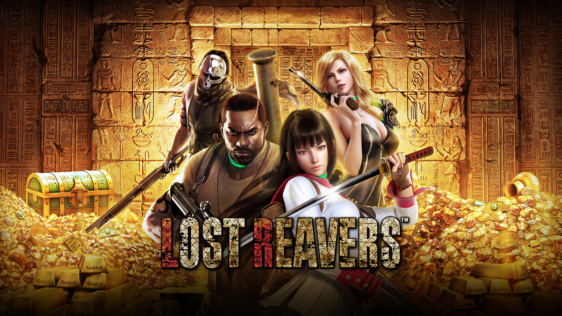 Lost Reavers impression: This Wii U exclusive is good