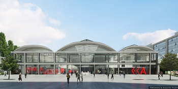 Paris' Station F to open in April 2017 with 1,000 startups, VCs, Facebook, and giantexpectations