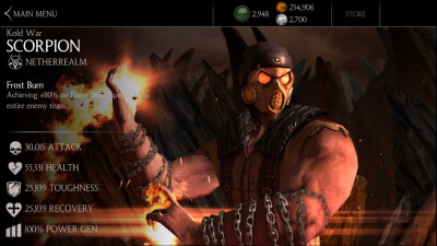 Mortal Kombat X for mobile celebrates its first anniversary
