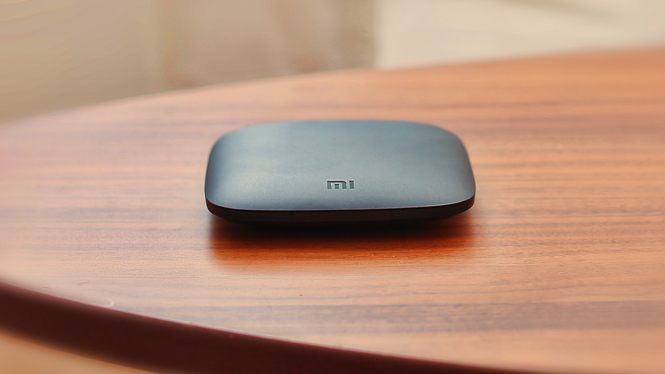Xiaomi Android TV set-top box