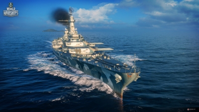 World of Warships is sailing t...