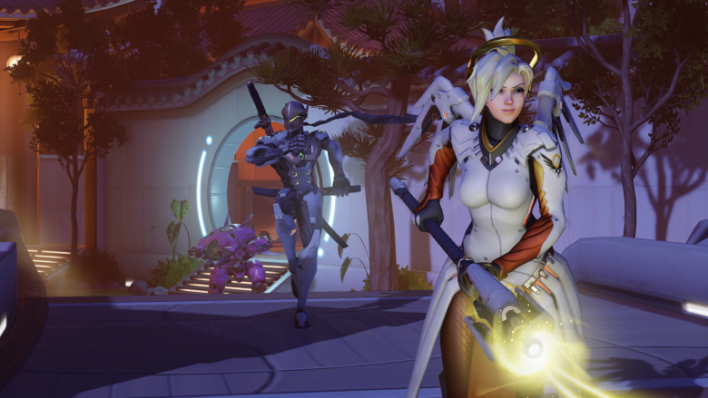 Overwatch's Mercy is getting massive changes and losing her mass resurrection
