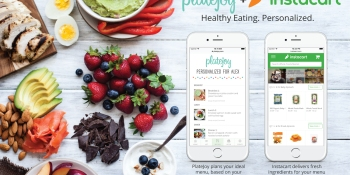 PlateJoy partners with Instacart for on-demand ingredient delivery