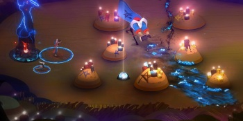 Supergiant Games aims for story-driven originality in its third game, Pyre