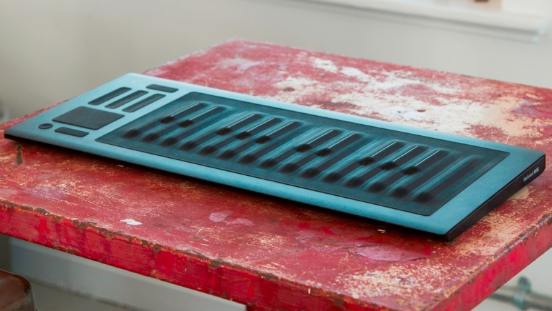 Seaboard RISE 25 in Life High Resolution