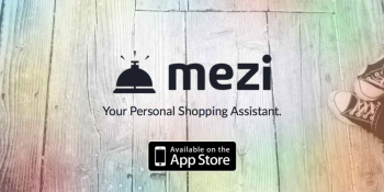 Shopping and travel bot startup Mezi chats its way to $9 million