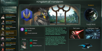 With Stellaris, Paradox finds the sweet spot between 4X and grand strategy