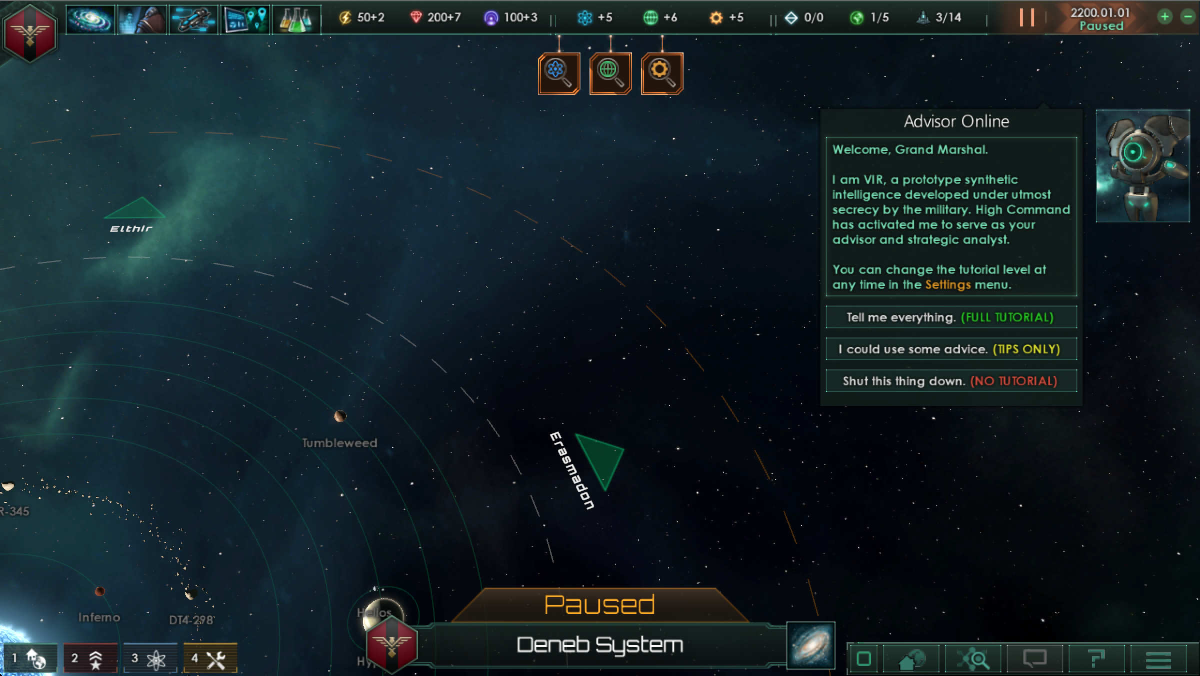 With Stellaris, Paradox finds the sweet spot between 4X and