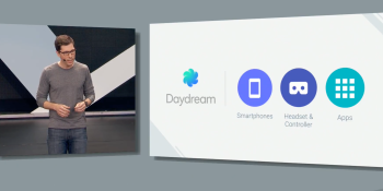 Google teases Daydream, a platform for 'high-quality' mobile virtual reality, launching this fall