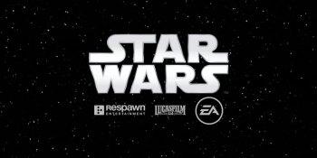 Titanfall developer Respawn is working on a Star Wars game