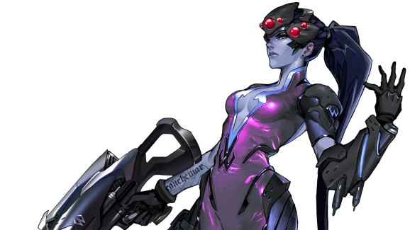 Your Overwatch Widowmaker Sniping Skills Are Crap Compared